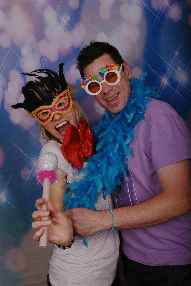 Event and photo booth