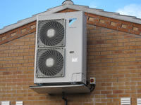 Air Source Heating Unit