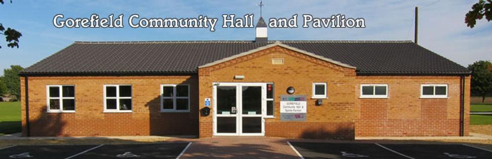 Gorefield Community Hall