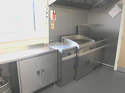 Kitchen Cooker and Unit