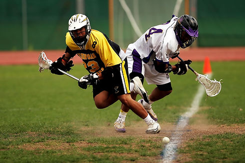 Lacrosse Players