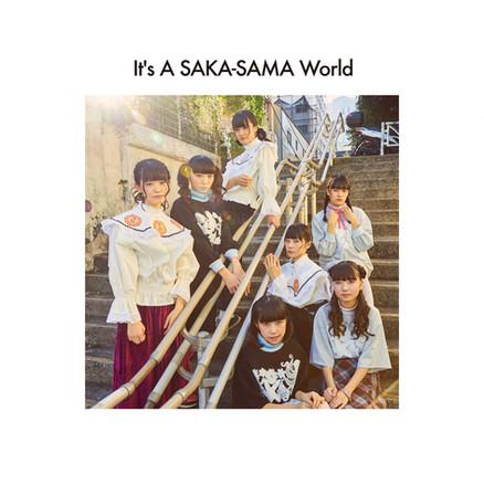 SAKA-SAMA It's A SAKA-SAMA World 衣装提供