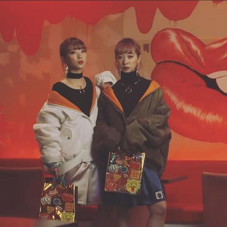 shuuuemura shugirls 衣装提供