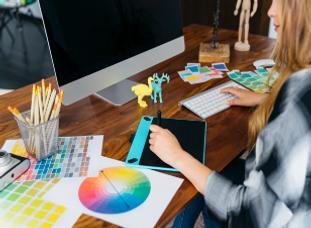 Creación de contenidos digitales y gesti