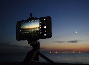 Fotografía con dispositivos móviles. Cen
