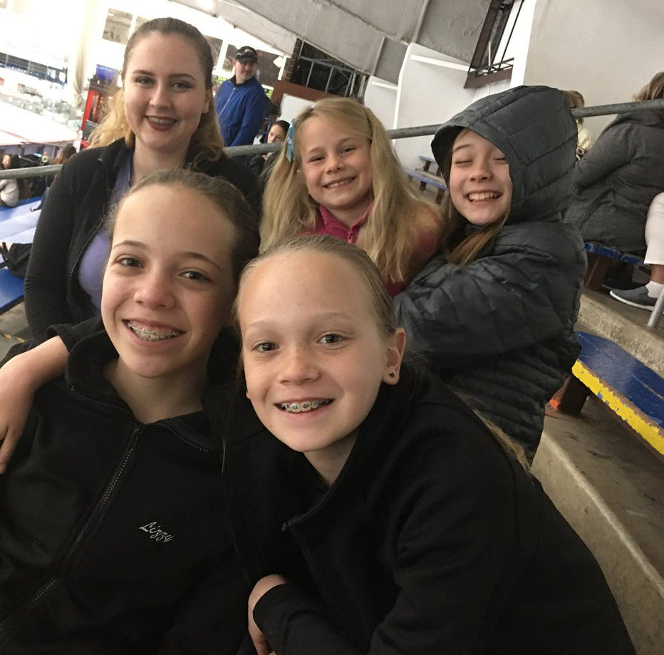 Theater on Ice Team Members