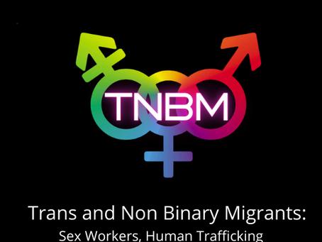 Gender Non Conforming or Non Binary People