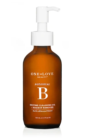 Vitamin B Enzyme Cleansing Oil + Makeup Remover (4 fl. oz.)