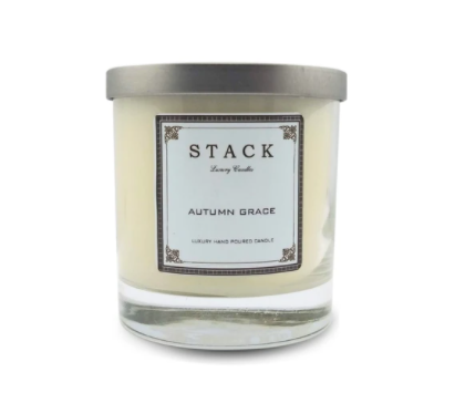 STACK Autumn Grace Candle