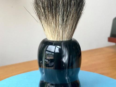 custom shave brush anyone ?