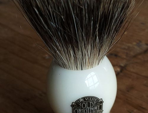 Vulfix Shave Brush No 1000A Badger Brush.