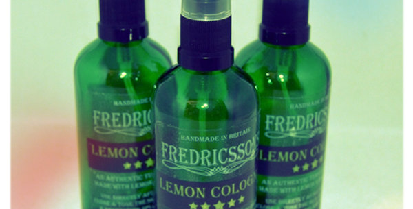 Fredricssons Traditional Lemon Splash / Cologne