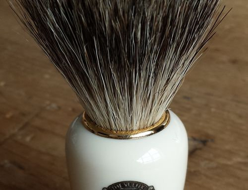 Vulfix Shave Brush No 849 Badger Brush.