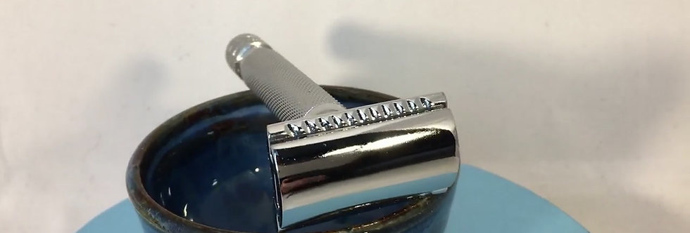 Fredricssons Chrome DE Safety Razor