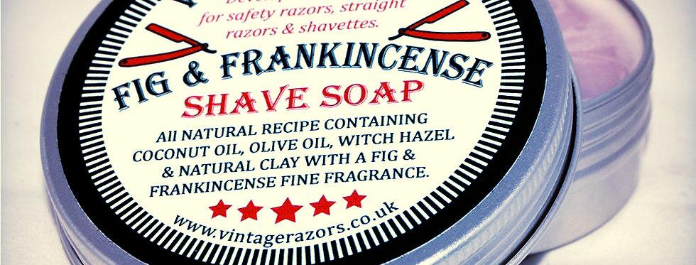 Vintage Razors fine fragrance Shave Soap
