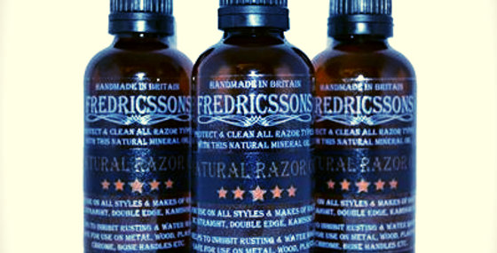 Fredricssons Straight Razor Oil - 50ml