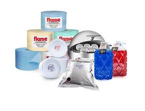 Flame Corp Handy Brand Range