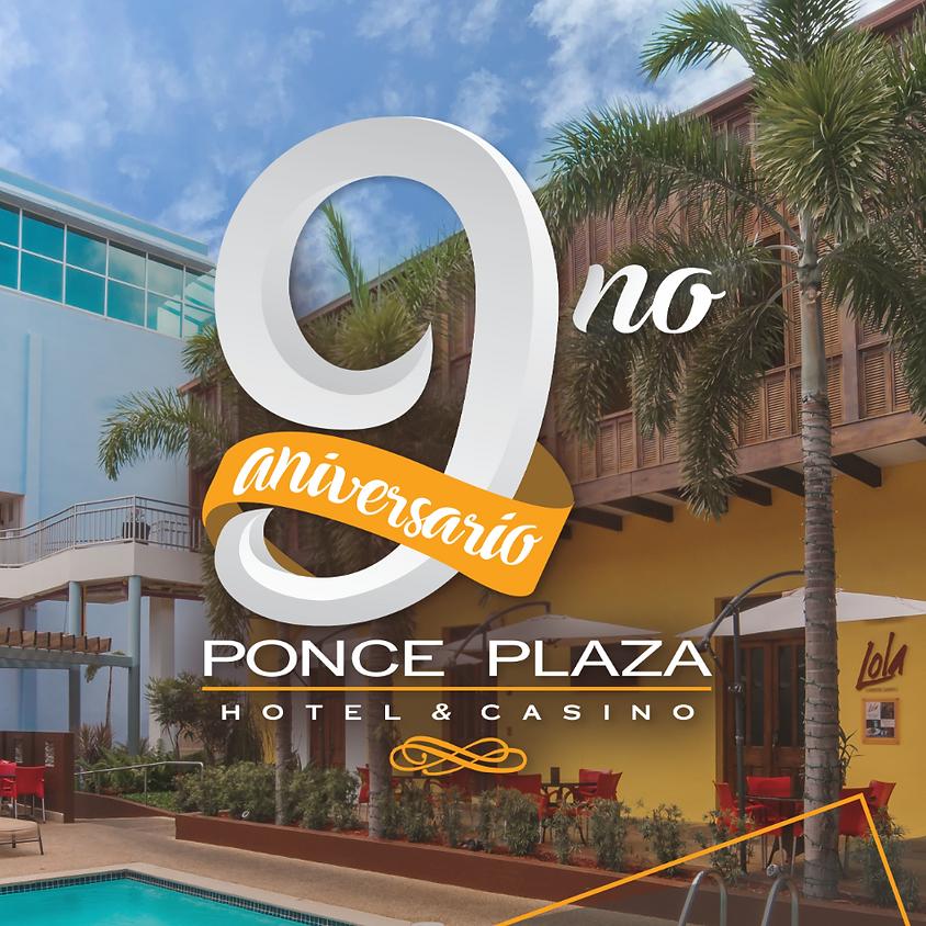 9no Aniversario Ponce Plaza Hotel & Casino