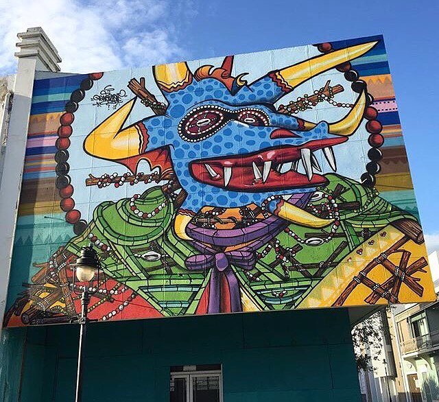 Ponce Es Ley Street Art