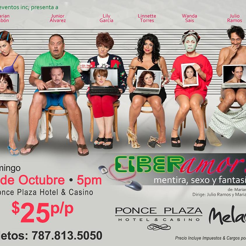 Comedia : Ciber Amor