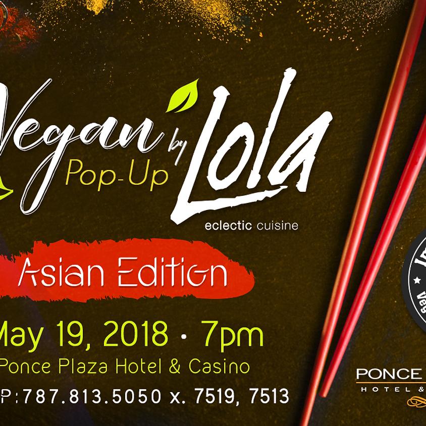 Vegan Pop-Up by Lola - Asian Edition-