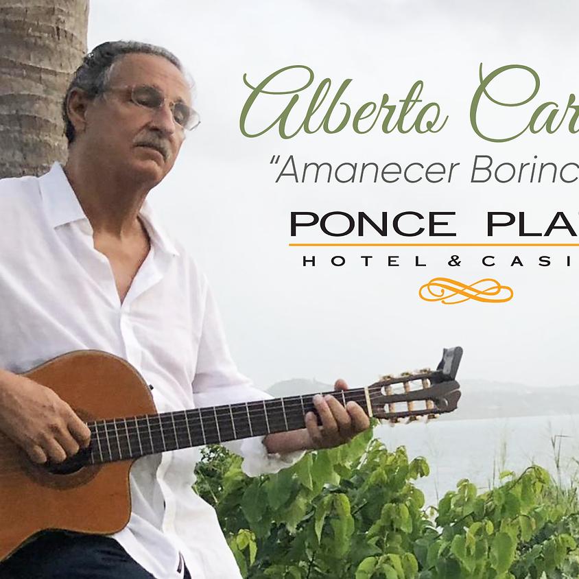 Alberto Carrión en Ponce