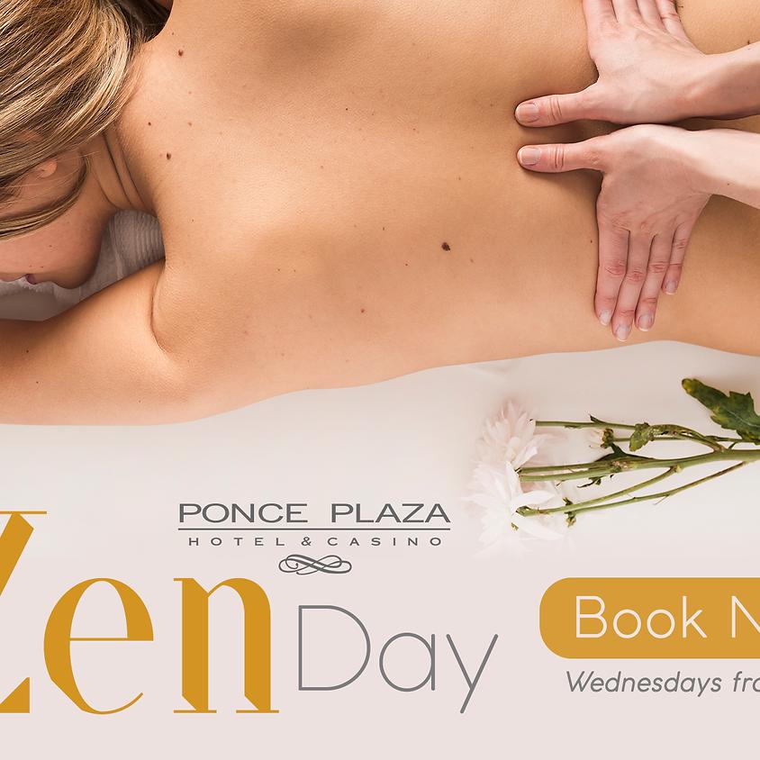 Zen Day / Tuesdays & Wednesday
