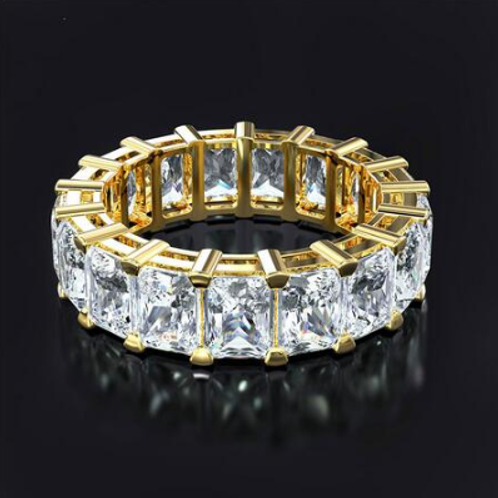 LUXE CLASSIC TIMELESS RING GOLD