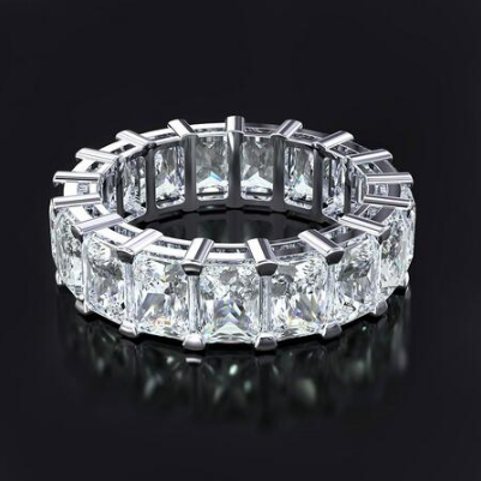 LUXE CLASSIC TIMELESS RING SILVER