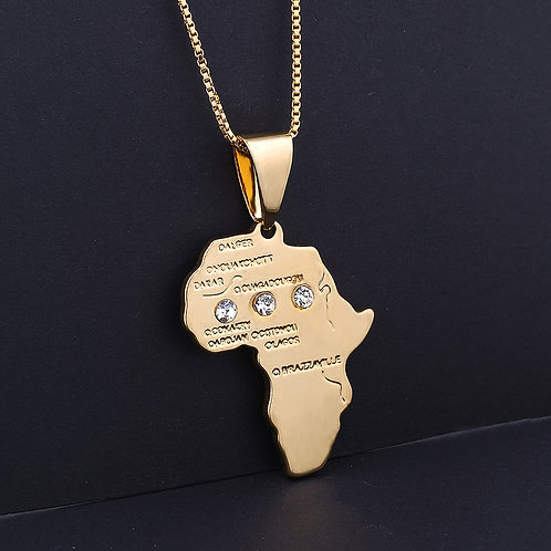 DIAMONDS OF AFRICA