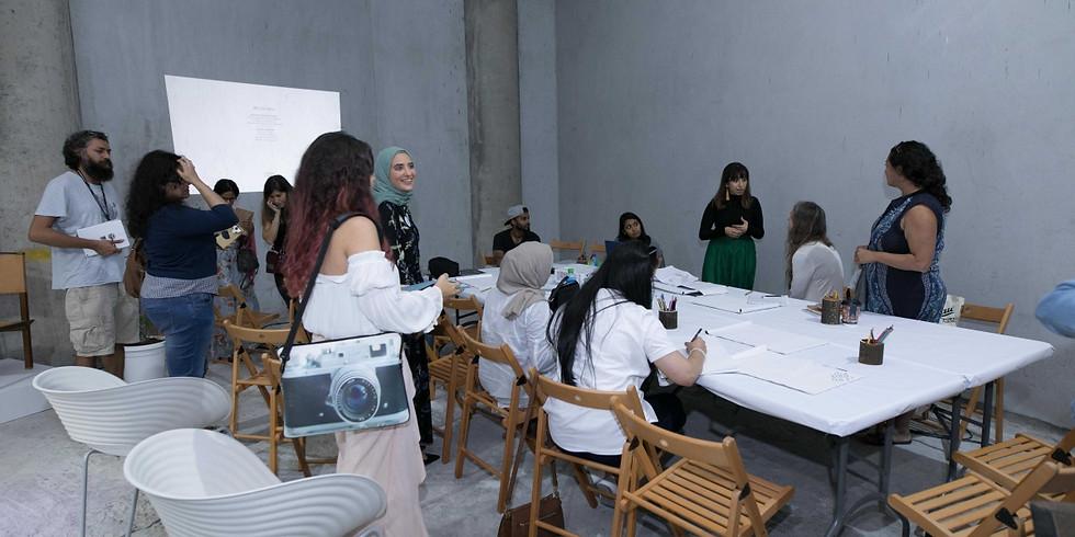 d3 workshops: Creative Writing
