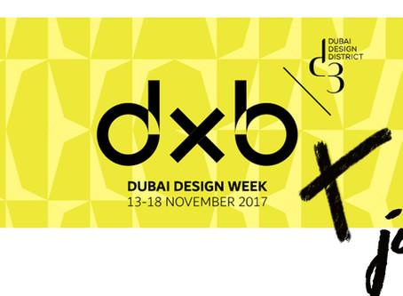 Dubai Design Week: 5 Exhibitions & Designers to keep a close eye on