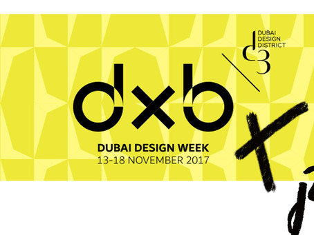 Dubai Design Week: 5 Exhibitions & Designers to keep a close eye on