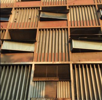 Architecture of Necessity (A short trip to Karachi)