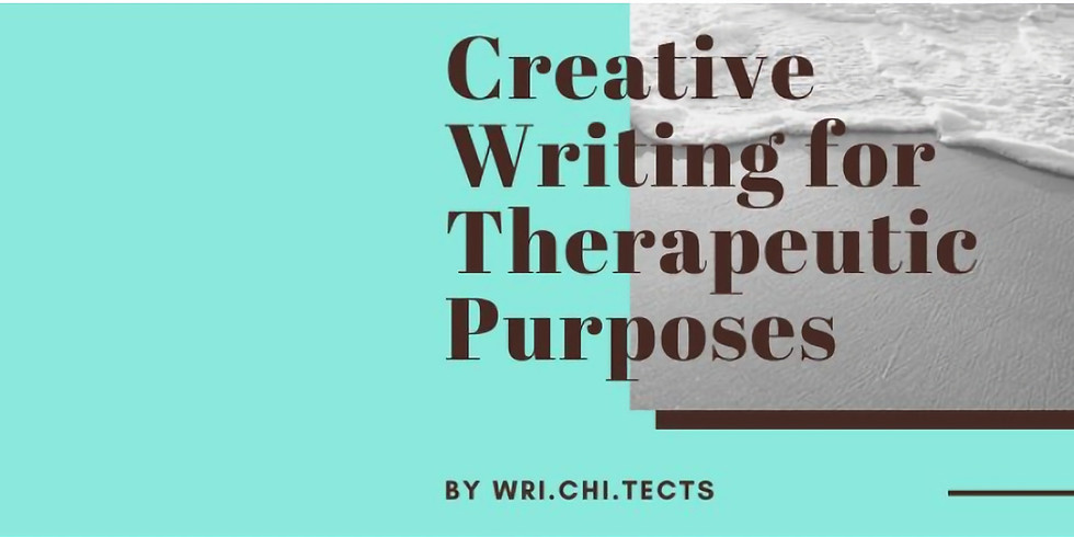 Creative Writing for Therapeutic Purposes with Warehouse 421