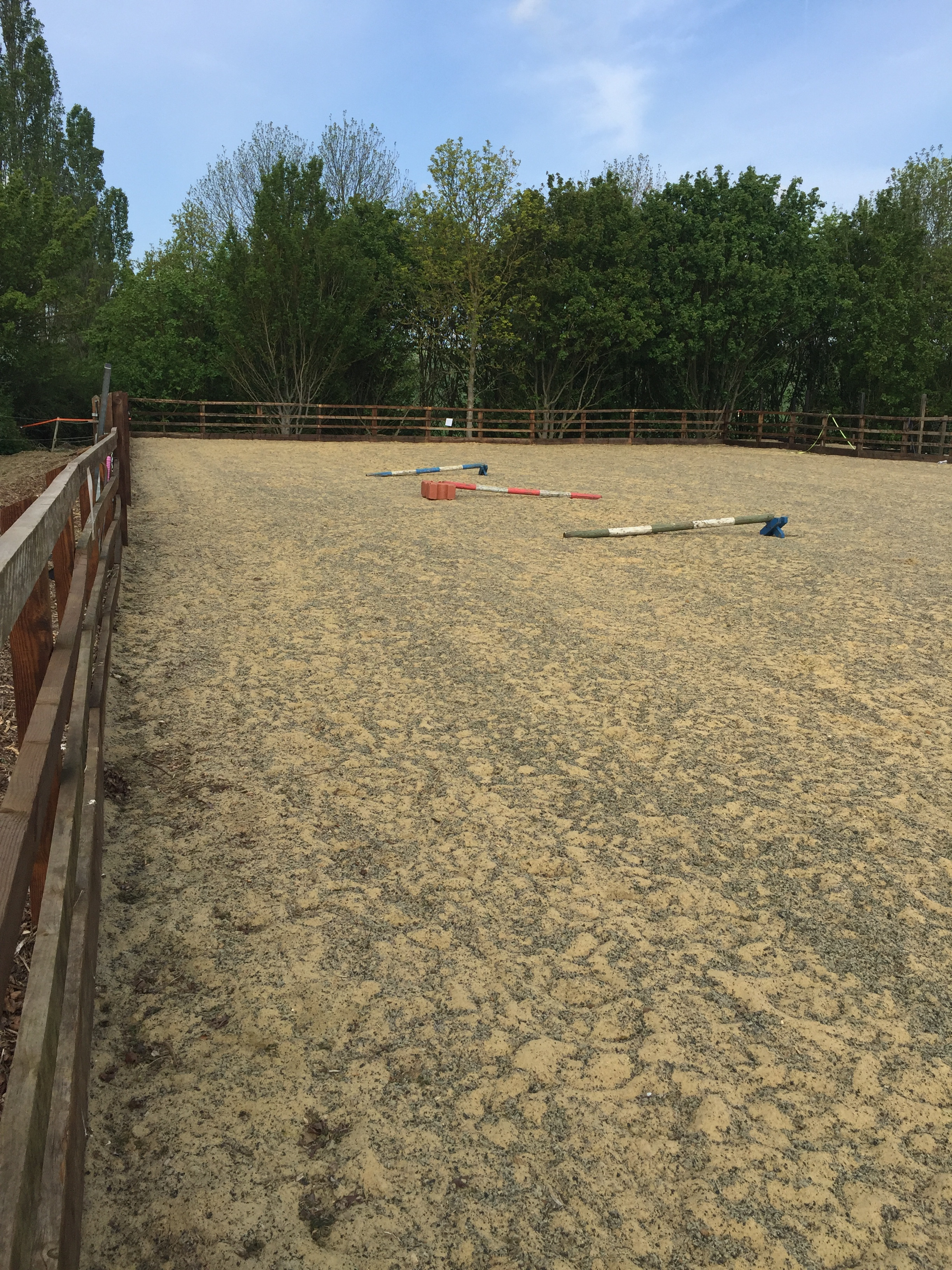 Sand Arena Hire