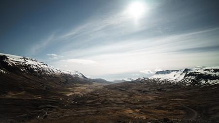 Vallées. Islande.