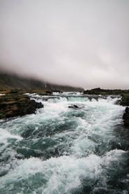 Cascade, Islande