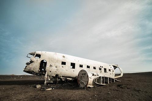 Crash d'avion
