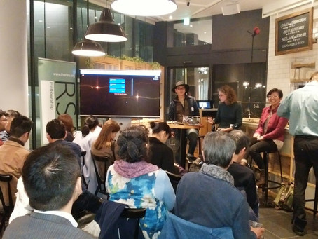 RSA JFN Event: Tokyo's Food Future - Rainbows Follow a Downpour