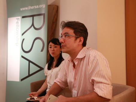 RSAxRISD: Creators' Get-together