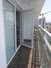 Puerta Batiente PVC línea EVEREST