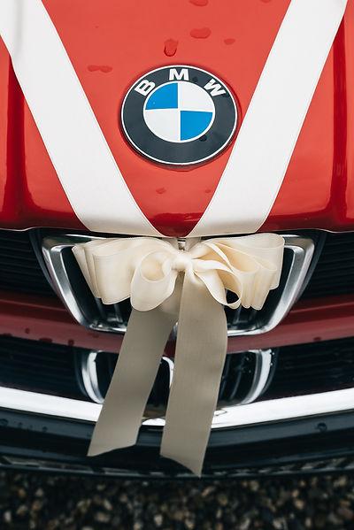 BMW Oldtimer Hochzeit