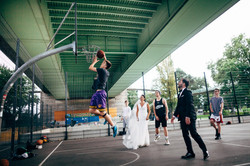 ~ Basketball Wedding ~
