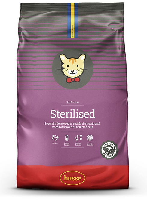 Katt Sterilised 7 kg