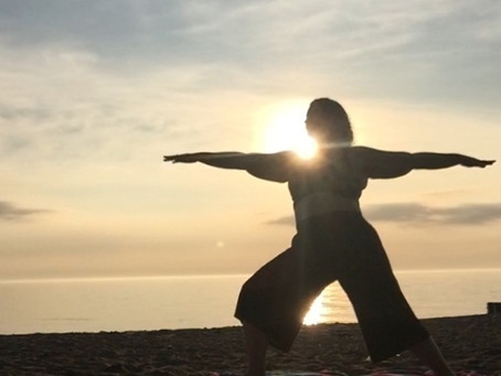 How I Cultivated a Slow, Compassionate Yoga Practice for Chronic Pain Relief