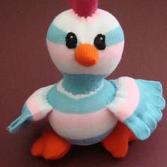 Sock Animal Chicken