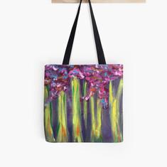 Neon Trees on Bag