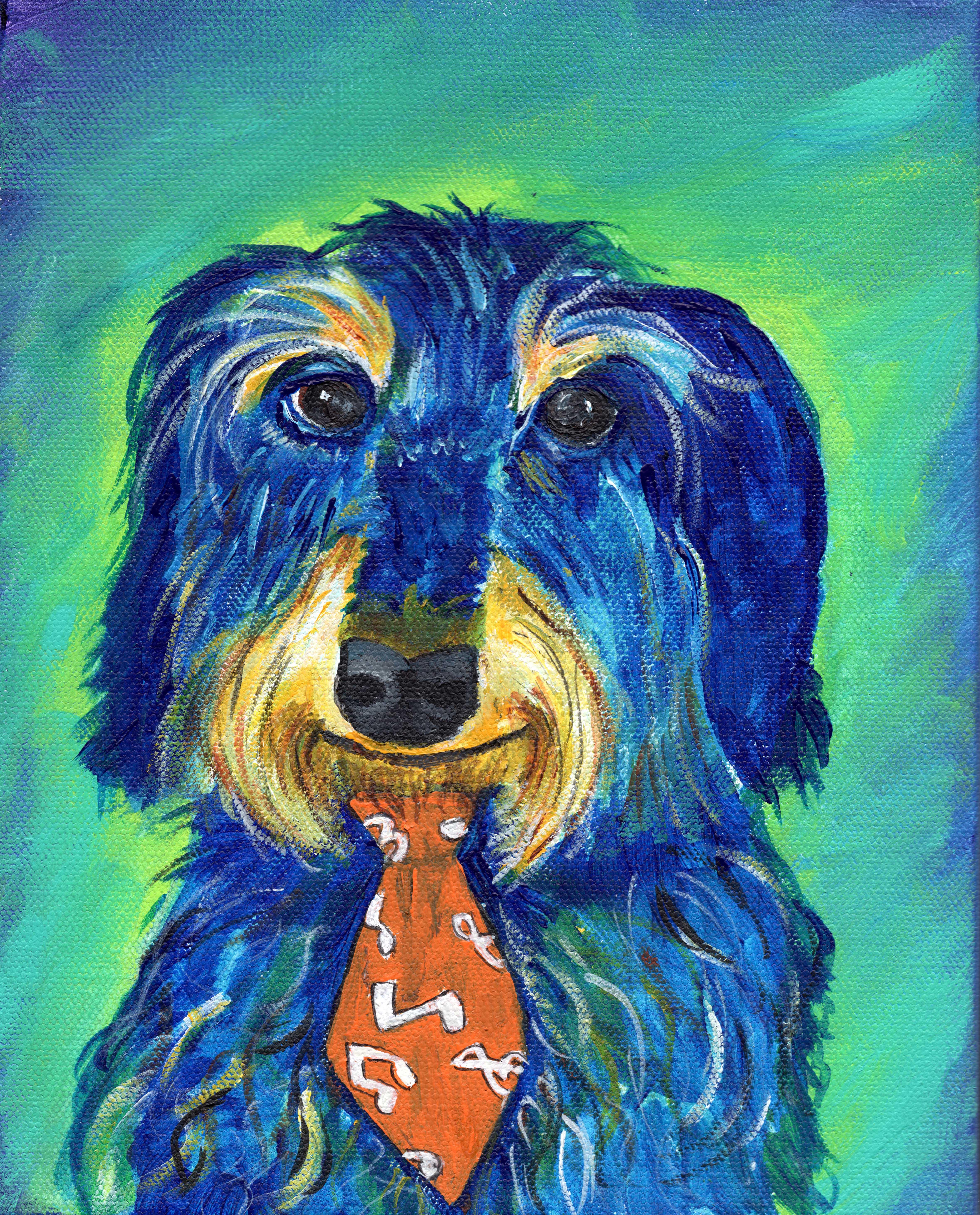 The Good Dogtor Watson