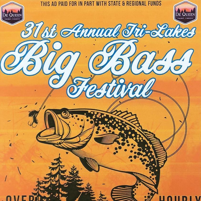 Annual Tri-Lakes Big Bass Festival